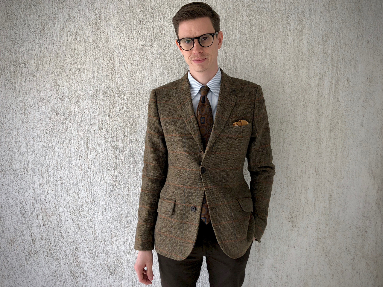 gentlemanstyle-ivy-style-stilus-madder-silk-tie-tweed