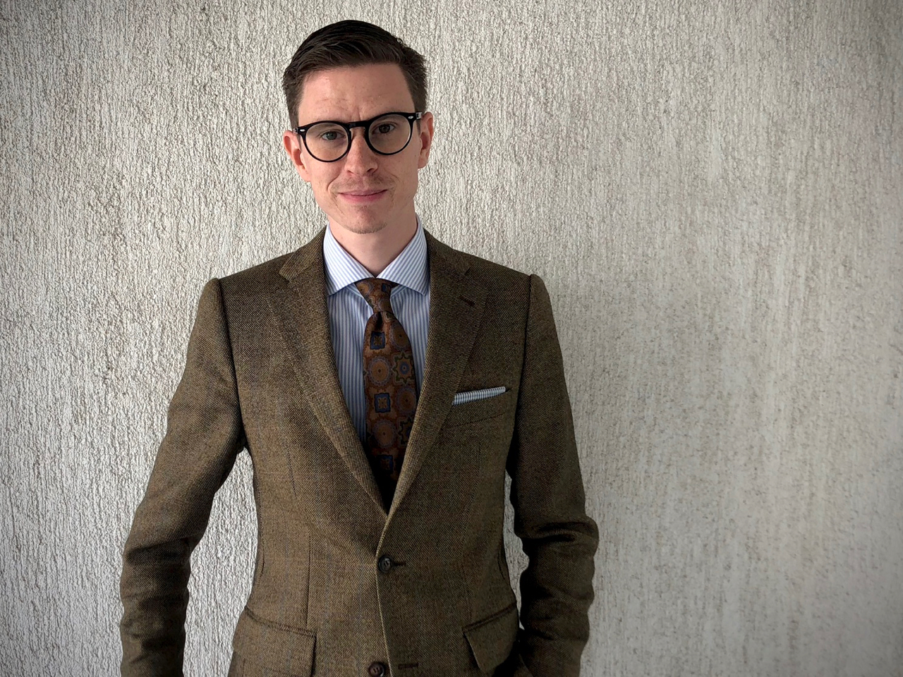 gentlemanstyle-madder-silk-tie-tweed-ivy-style-stilus